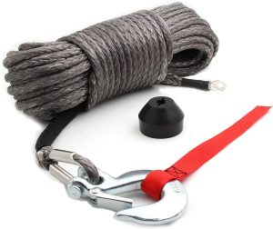 atv winch ropes