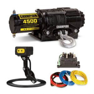 champion 4500 winch review