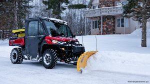 denali snow plow