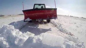 denali snow plow utv