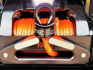 sythetic rope for atv winch