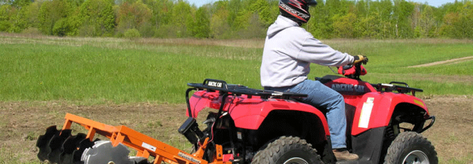 ATV Garden Plows – UPDATED For 2021 – Your Quick-Start Guide